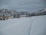 Мой дебют в беговых лыжах коньковым ходом