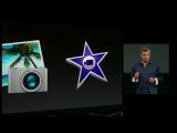 Презентация Apple новых планшетов iPad Air и iPad mini 2