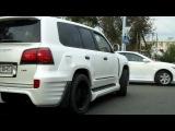 ♥ Lexus LX570 Invader L60 ♥