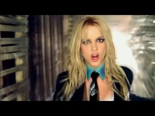 Britney Spears feat Madonna - Me Against The Music (HD)
